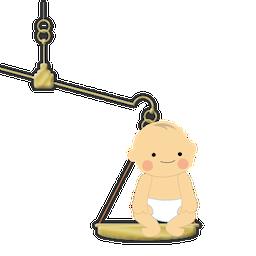 在胎期間別出生時体格標準値との比較